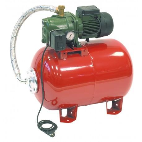 Groupe Aquajet 102/60 monophasé - DAB - réservoir à vessie - groupe de surpression - RSpompe.