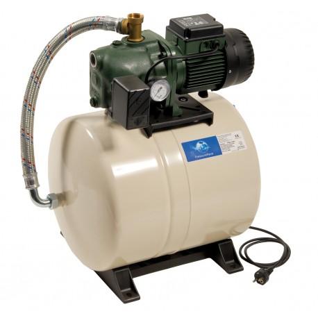 Groupe Aquajet 102/60 GWS monophasé - DAB - réservoir à diaphragme - groupe de surpression - RSpompe