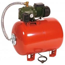 Groupe Aquajet 102/80 monophasé - DAB - réservoir à vessie - groupe de surpression - RSpompe.