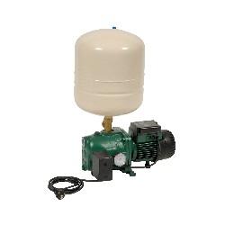 Groupe AQUAJET 82/24 monophasée avec réservoir à diaphragme - groupe de surpression - RSpompe.