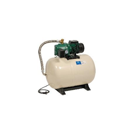 Groupe AQUAJET 132/100 monophasée avec réservoir à diaphragme - groupe de surpression - RSpompe.
