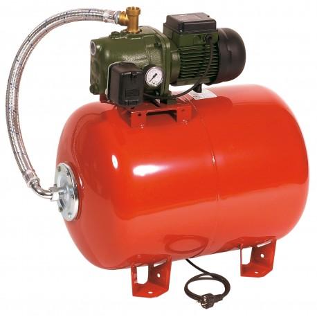 Groupe Aquajet 132/100 monophasé - DAB - réservoir à vessie - groupe de surpression - RSpompe.