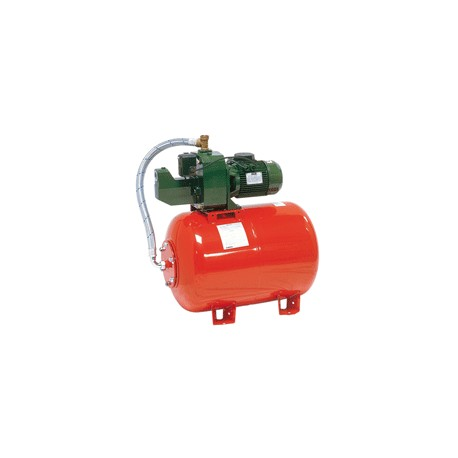 Groupe Aquajet 151/10 monophasé - DAB - réservoir à vessie - groupe de surpression - RSpompe.