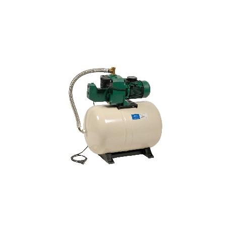 Groupe Aquajet GWS monophasé - DAB -  réservoir à diaphragme - groupe de surpression - RSpompe.