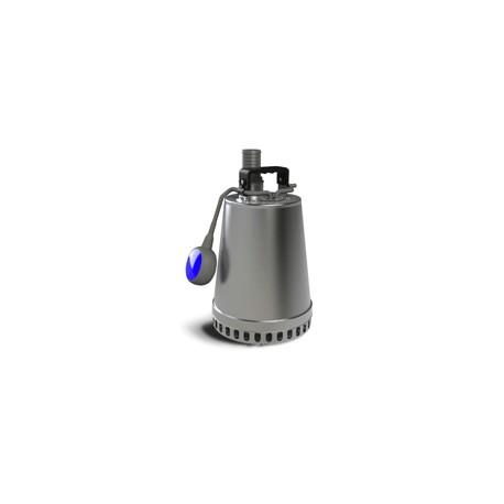 Pompe DR STEEL 55 monophasée automatique - ZENIT - Pompe de relevage d'eaux claires - RS-Pompes.