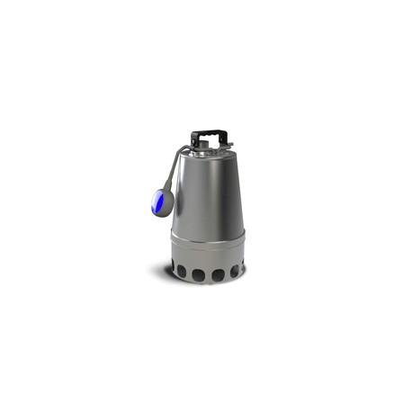 Pompe DG STEEL 55 monophasée automatique - ZENIT - Pompe d'eaux usées - RS-Pompes.