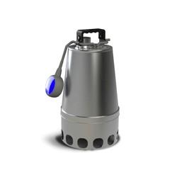 Pompe DG STEEL 75 monophasée automatique -  ZENIT - Pompe d'eaux usées - RS-Pompes.