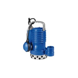 Pompe DR BLUE PRO 200 triphasée - ZENIT - Pompe de relevage d'eaux claires - RS-Pompes.