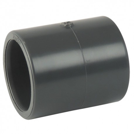 Manchon PVC égal à coller 32x32 - CODITAL - raccords PVC - RSpompe.