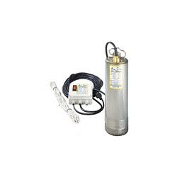 Pompe immergée SRM 4/100 monophasée - BBC - pompe de puits - RSpompe.