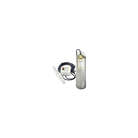 Pompe immergée SRM 7/100 Automatique - BBC - pompe de puits - RSpompe.