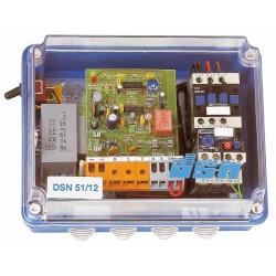 Coffret DSN 51 18 T - protection manque d eau - RS pompes