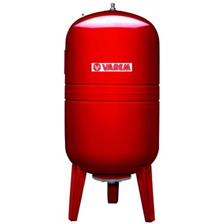 Réservoir à vessie 100 vertical kit-inox - VAREM - surpresseur - Rs-pompes.