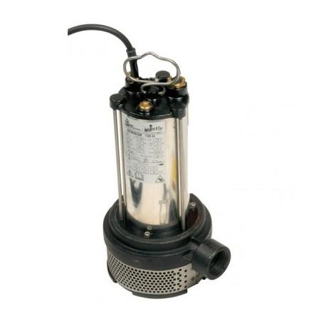 Pompe de relevage SEMISOM 130 H triphasé - BBC - pompe vide cave - RS-pompes.
