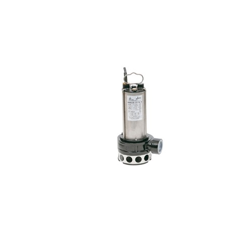 pompe de relevage SEMISOM 635 triphasée avec sortie horizontal - BBC - eau usée - RS-pompes.