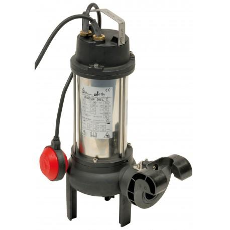 Pompe SEMISOM 290 automatique+ Griffe - Pompe de relevage pour eaux chargées - RS-Pompes.