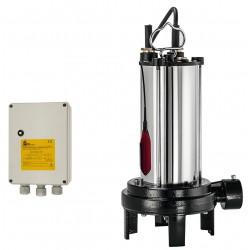 Pompe Dilacératrice SEMISOM 125 GR M - BBC - pompe de relevage - RS-pompes.