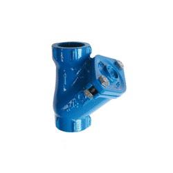 """Clapet anti-retour à boule 2""""1/2 en Fonte - JETLY - accessoires - RS-pompes."""