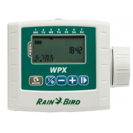 programmateur à pile 9 V WPX 1 station + 1 solénoïde - Rain Bird - programmateur d'arrosage - RS-pompes.