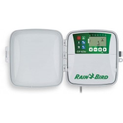Programmateur sur secteur 24 V ESP-RZXe 8 stations - Rain Bird - arrosage automatique - RS-pompes.