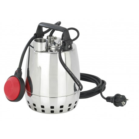 Pompe de relevage GXRM 13 monophasée avec flotteur et 30 mètres de câble - CALPEDA - pompe vide-cave - RSpompe.
