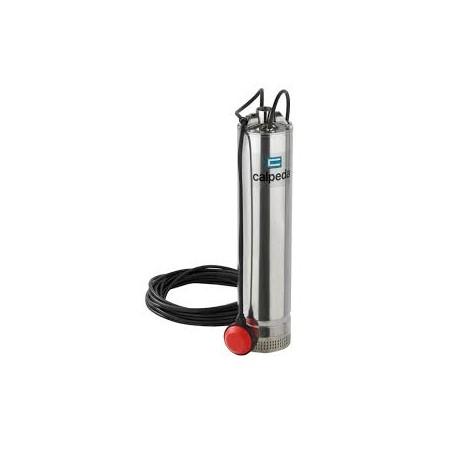 Pompe de puits MXSM CG QM 305 monophasée - Calpeda - Pompe immergée - RS-Pompes.