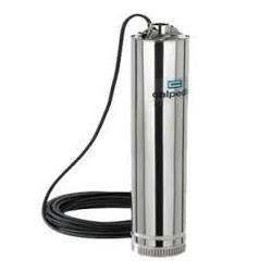 Pompe de puits MXSM QM 309 monophasée - Calpeda - Pompe immergée  avec coffret de démarrage- RS-Pompes.