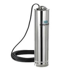 Pompe de puits MXS 505 triphasée - Calpeda - Pompe immergée - RS-Pompes.