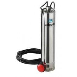 Pompe de puits MXSM CG QM 506 monophasée - Calpeda - Pompe immergée - RS-Pompes.