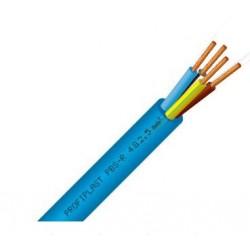 4 X 2.5 mm² Câble d'alimentation immergé (à la coupe).
