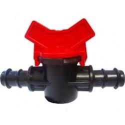 Vannette cannelé diamètre 16 mm pour goutte-à -goutte - raccords de tuyau - RS-Pompes.