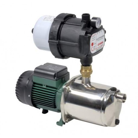 Pompe Electro-EURO INOX 40/50 Monophasée équipé du système Electrovarem - Pompe automatique - RS-Pompes.