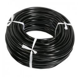 Tuyau capillaire souple ene PVC 4 x 6 mm couronne de 25 mètres - Micro irrigation - RS-Pompes.