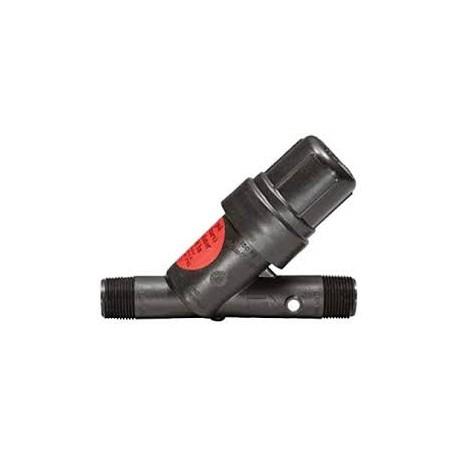 """Filtre 75µ - Régulateur de pression 3/4"""" - Rain Bird - Filtre d'arrosage goutte à goutte - RS-Pompes."""