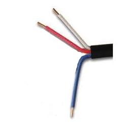 Câble résidentiel mutlibrins 3x0.8 mm² pour l'arrosage - RS-Pompes.