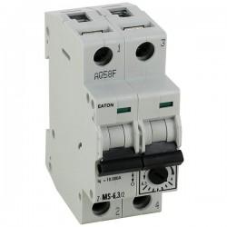 Disjoncteur moteur monophasé 4 à 6,3 A