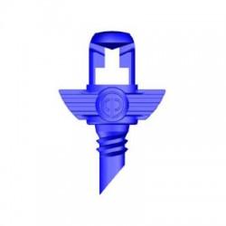 MICRO JET Bleu 360° - Micro asperseur - TECO - Micro aspersion - RS-Pompes.