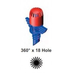 AQUILA JET brouilard 360° - Micro asperseur - TECO
