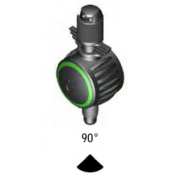 AQUILA JET PC 90° auto-régulant - Micro asperseur - TECO - Micro-irrigation - RS-Pompes.