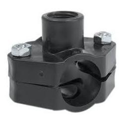 """Collier de prise en charge Ø 40x1"""" - IRRITEC - Accessoire d'arrosage automatique - Rs-Pompes."""