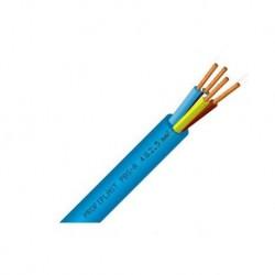 4 X 4 mm² Câble d'alimentation immergé (à la coupe).