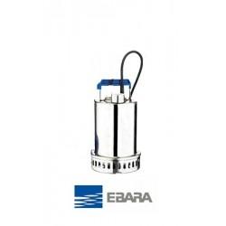 Pompe BEST 2 T - EBARA - Pompe de relevage d'eaux de chantiers - RS-Pompes.