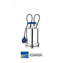 Pompe BEST 4 M A automatique - EBARA - Pompe de relevage d'eaux de chantiers - RS-Pompes.