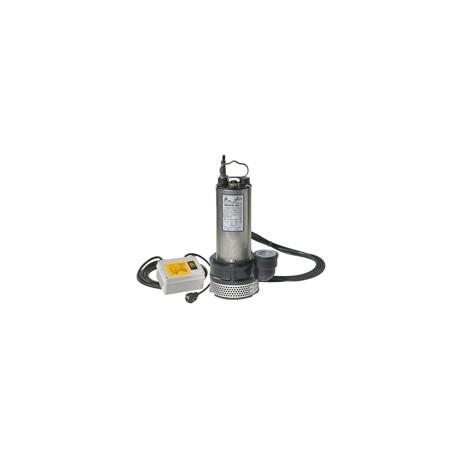 Pompe SEMISOM 465 triphasée - BBC - Pompe de relevage d'eaux claires - RS-Pompes.