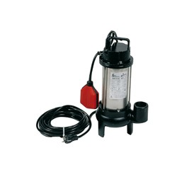 Pompe SEMISOM 265 automatique monophasée - BBC - Pompe d'eaux usées - RS-Pompes.
