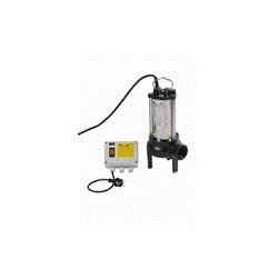 Pompe SEMISOM 290 monophasée avec coffret de démarrage - BBC - Pompe de relevage d'eaux usées - RS-Pompes.