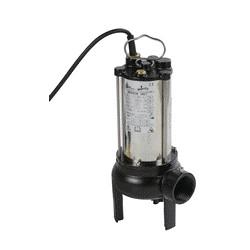 Pompe SEMISOM 490 triphasée avec sortie horizontale - BBC - Pompe de relevage d'eaux usées - RS-Pompes.